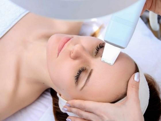 Ultrasound exfoliation | Facial exfoliation