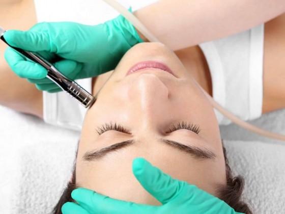 Microdermabrasion | Facial exfoliation