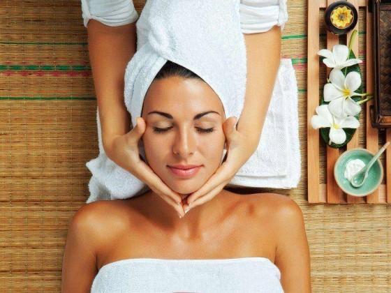 Classic face massage | Face massage